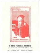 Jesi XIIà Mostra Filatelica Maggio 1978 COD. C.1401 - Italia