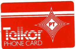 Afrique Du Sud,SOUTH AFRICA, Test Magnetic Cards Of Telkor With Logo R 5 + 40c Gratis, Rare - Afrique Du Sud