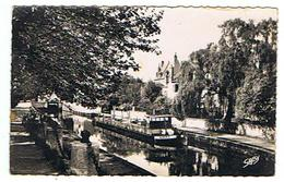CPSM 45 MONTARGIS Le Canal Et Le Loing - Other Municipalities