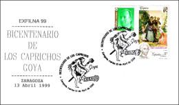 GOYA. Bicentenario De LOS CAPRICHOS. BRUJAS - WITCHES.  Zaragoza, Aragon, 1999 - Arts