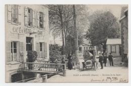 51 MARNE - PORT A BINSON Avenue De La Gare - France