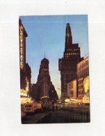 64749   Stati  Uniti,    Time  Square,  VGSB  1958 - Time Square