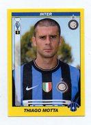 Calciatori 2009/2010 - Figurina Nr. 208 - INTER - THIAGO MOTTA - Edizione Panini - (FDC1179) - Panini