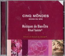Cinq Mondes Soins Du Spa Musique De Bien-Être, Rituel Taoiste - Chants Gospels Et Religieux