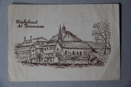 ORPHELINAT De DOUVAINE (HAUTE-SAVOIE), Calendrier 1942 - Calendriers