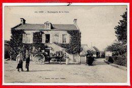 14 - USSY --  Boulangerie De La Croix - Autres Communes