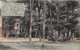 78-VERNEUIL- LES BOIS , RESTAURANT PUISSANT - Verneuil Sur Seine