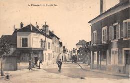 78-VERNEUIL- LES BOIS , GRANDE RUE - Verneuil Sur Seine