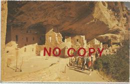 Cortez, Colorado, 10.11.1978, Mesa Verde National Park, Spruce Tree Indians Ruins. - Indiani Dell'America Del Nord