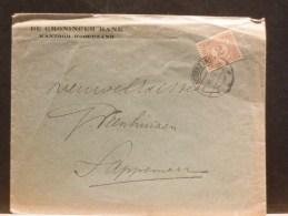 63/790  BRIEFNED.    1920 - 1891-1948 (Wilhelmine)