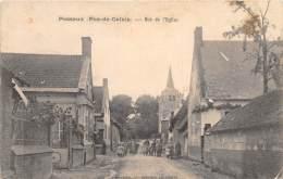 62 - PAS DE CALAIS - Fosseux - Rue De L'église - Autres Communes