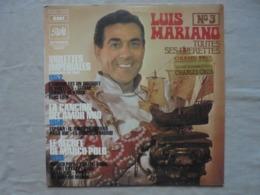 """Disque Vinyle 33 T """"Toutes Ses Operettes"""" Luis MARIANO - Opera"""