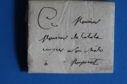 1784        LE  PLANTE    POUR      MONTPEZAT       6  PHOTOS - Postmark Collection (Covers)