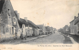 78-LE PERRAY- QAURTIER DU PONT MARQUANT - Le Perray En Yvelines