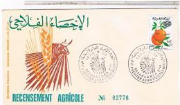 MAROC ENVELOPPE 1° JOUR..N°  2776 ANNEE 1974....MLM5 - Morocco (1956-...)