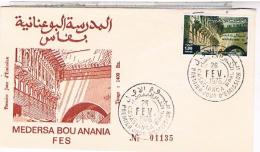 MAROC ENVELOPPE 1° JOUR..N°  1135 ANNEE 1976....MLM8 - Morocco (1956-...)