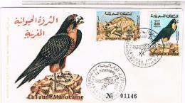 MAROC ENVELOPPE 1° JOUR..N°  1146 ANNEE 1973....MLM14 - Morocco (1956-...)