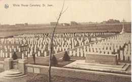 Guerre 1914-1918 - White House Cemetery St Jean - Cimetière - Pas Circulé - TBE - Cementerios De Los Caídos De Guerra
