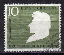 BRD 1956 - MiNr: 229  Used - Gebraucht