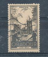 N° 742 - Anniversaire De La Destruction De Oradour Sur Glane En Juin 1944