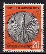 BRD 1958 - MiNr: 291  Used - Gebraucht