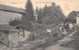 78-MAULE- LAVOIR DU PONT ST VINCENT - Maule
