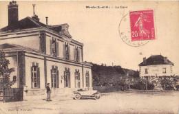 78-MAULE- LA GARE - Maule