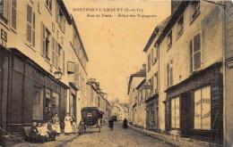 78-MONTFORT-L´AMAURY- RUE DE PARIS, HÔTEL DES VOYAGEURS - Montfort L'Amaury