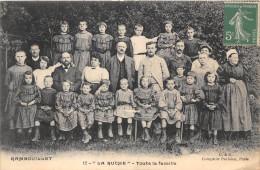 78-RAMBOUILLET- LA RUCHE, TOUTE LA FAMILLE - Rambouillet