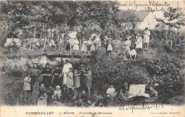 78-RAMBOUILLET- LA RUCHE, LA LECON DE BOTANIQUE - Rambouillet