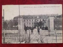 89 Joigny Quartier Du Port Aux 105e Régiment D'artillerie Lourde - Joigny