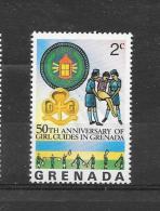 Granada Y&T Nr° 676** - Grenade (1974-...)