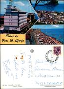 3610a)cartolina- Saluti Da Porto San Giorgio Prov.ascoli Piceno-ed.coccia - Ascoli Piceno