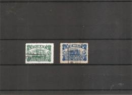 Allemagne -Postes Privées -Lubeck ( 2 Et 3 Oblitérés) - Poste Privée