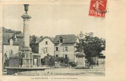 LA CANOURGUE LA FONTAINE DU PRE COMMUN - Frankreich