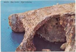 MALTA, Blue Grotto, Unused Postcard [19008] - Malta