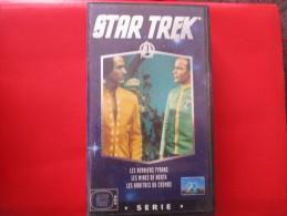 Cassette Video STAR TREK SERIE 3 - TV-Serien