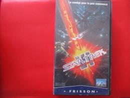 Cassette Video STAR TREK 6 Terre Inconnue - Sci-Fi, Fantasy