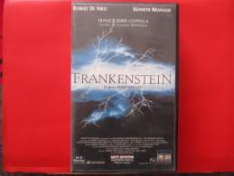 Cassette Video FRANKENSTEIN - Sciences-Fictions Et Fantaisie