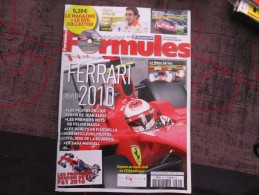 MAGAZINE FORMULES1 N°64 2009 - Automobile - F1