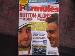 MAGAZINE FORMULES1 N°65 / 2010 - Automobile - F1