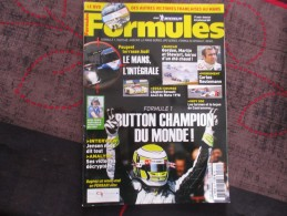 MAGAZINE FORMULES1 N°63 / 2009 - Automobile - F1