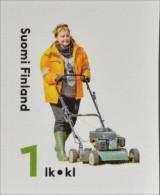 Finnland Finland 2016 Neuheit Personalisierte Marke Rasenmähen Gartenarbeit