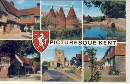 Picturesque KENT - Multi View, Penshurst, Eynsford, Goudhurst, Broombridge .... - England