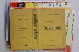 Wilsele - Koninklijke Fanfare St. Martinus / 3kg. Documenten En Affiches / Jaren ´60 - ´70 En ´80. - Documents Historiques