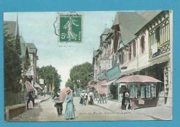 CPA 3520 - Magasins Marchand De Cartes Portales Avenue De La Gare LA BAULE 44 - La Baule-Escoublac