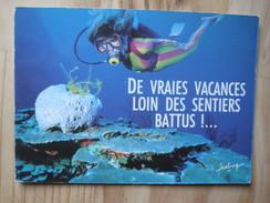 De Vraies Vacances Loin Des Sentiers Battus - Cartes Postales