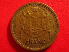 Monaco - 1 Franc Louis II 2950 - Monaco