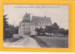 BLAIN -44- EDIFICES - CHATEAUX - Chateau De Pont Piétin, Pris De L'Est - Blain