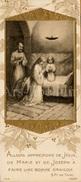Eerste Communie / 1ste Communie / Premiere Communion / Fernandje En Emile De Meurichy / Hulst / 1919 - Communion